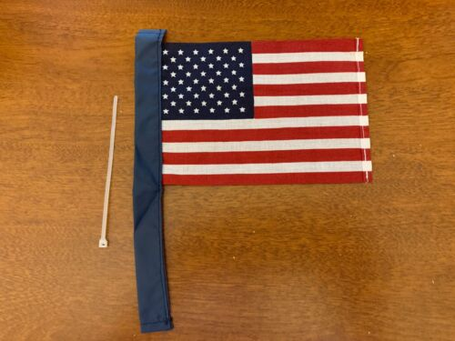 USA AMERICAN ANTENNA FLAG for Jeep, Motorcycle, car, truck, 4 X 6 Inch Flag