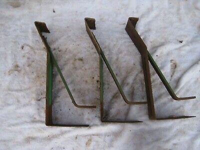3 John Deere 14t Baler Hay Stripper Brackets