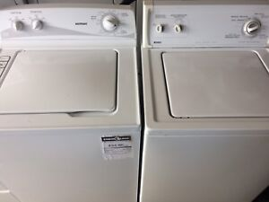 Washer hotpoint & kenmore each $300