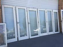 French Doors & Windows Alberton Port Adelaide Area Preview