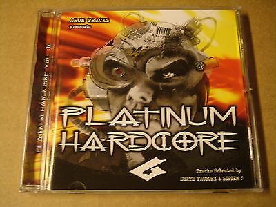 CD / PLATINUM HARDCORE VOL.6