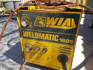 Mig welder 160 Eden Hill Bassendean Area Preview