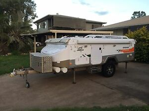 Jayco Swan Outback Moranbah Isaac Area Preview
