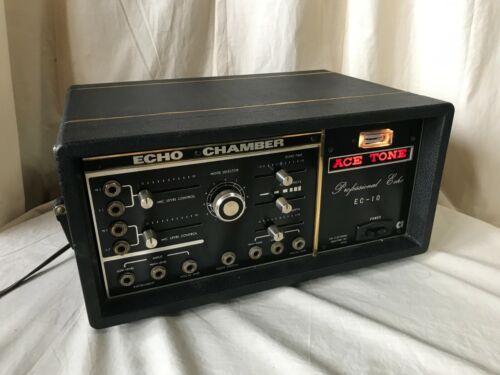 Ace Tone EC-10 Professional Echo Vintage Tape-Echo