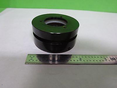 Microscope Mounted Zeiss Germany Dic Lenses Optics As Is Binw9-e-11