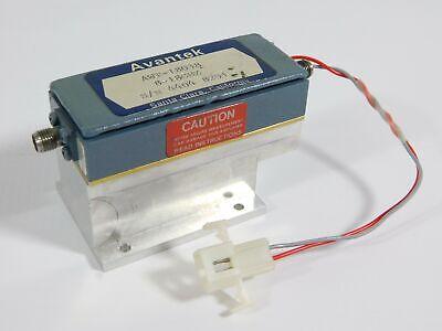 Avantel Awt-18038 8-18ghz Amplifier Good Condition