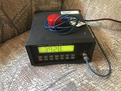 Newport 1830c Optical Power Meter 818-sl Or -ir Photodetector