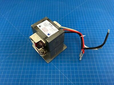 Genuine Whirlpool Microwave Oven High-Voltage Transformer W11087316