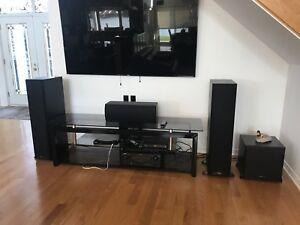 Système de son et cinéma maison