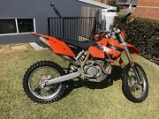 KTM 525 EXC Newcastle East Newcastle Area Preview