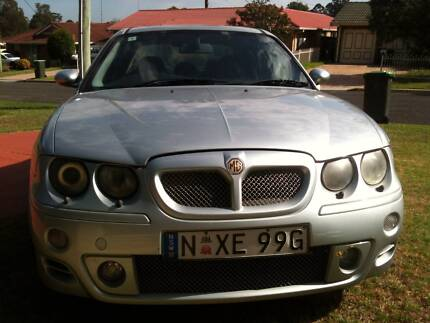 MG ZT 180 2.5 V6 5 speed automatic 165000 klms  2003