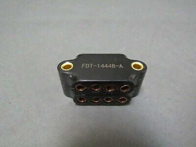 Ford Mercury Lincoln Edsel wiring junction block double stack under hood 49-59