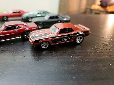 Hot Wheels and M2. Loose Camaro Lot. 20 Cars!
