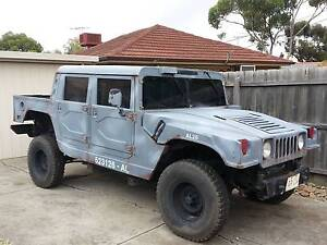 Hummer H1 Replica from X-Men Wolverine Movie Narre Warren Casey Area Preview