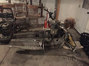 Ski do rev/zx/440 parts