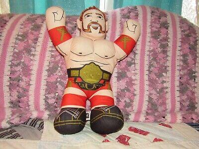 2012 WWE Brawlin Buddies Sheamus Lauch Untested Talking Doll!