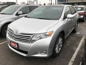 2012 Toyota Venza LE LEATHER SUNROOF SUV, Crossover