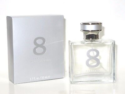 A&F Abercrombie & Fitch 8 Women Perfume 1.7 oz / 50ml New in Box Sealed for sale  Piscataway
