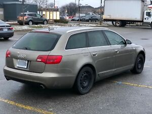 Selling Audi A6 3.2 Quattro ready for winter!