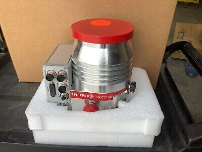 Pfeiffer Hipace 300 Turbo Vacuum Pump Dn 100 Iso-k With Tc400. Nos