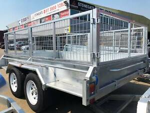 0% Interest - 10x6 10x5 8x5 Tandem Box Trailers For Sale Box Trailer Coopers Plains Brisbane South West Preview