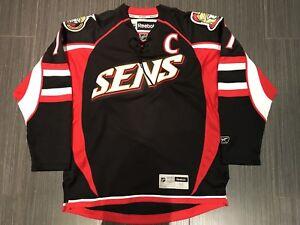 Reebok Ottawa Senators Hockey Jersey