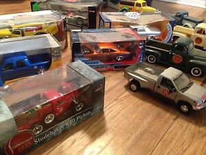 Diecast cars and more! Man cave? Christmas gift?