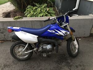Yamaha TT-R50, Excellent Condition.  Just fully serviced