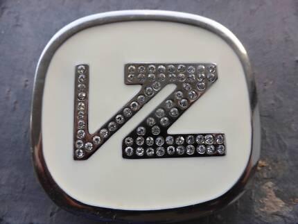 Von Zipper Belt Buckle