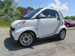 2013 Smart Fortwo PASSION CLEAN CAR FAX SAFETY AND WARRANTY INCL