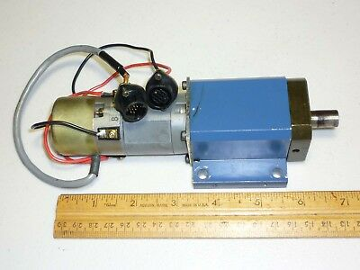 Iai Intelligent Actuator Harmonic Drive Gearhead 1001 And 20w Servo Motor Used