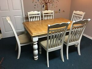 Country kitchen table set