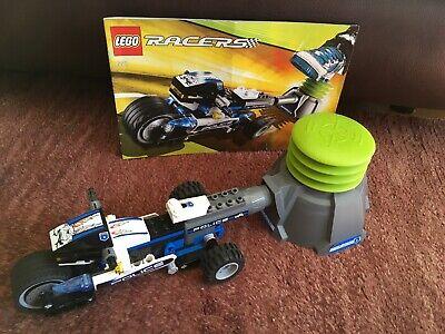 LEGO Racers Storming Enforcer (8221) COMPLETE
