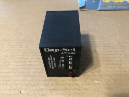 SSAC, Time Delay Relay, TDM120AL