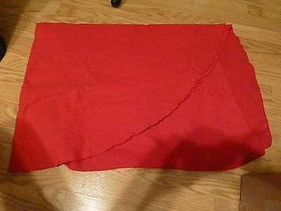 "Скатерть Red Rectangular 82"" Table Cloth"