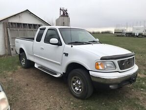 2001 Ford F-150 Ext Cab