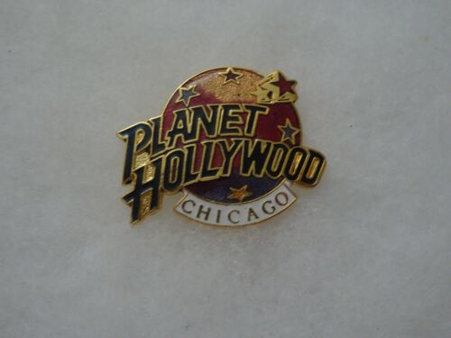 Planet Hollywood Pin Chicago