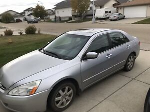 2005 Honda Accord EX V6