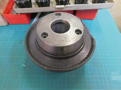 Jacobs Model 50 Chuck With Collet Set .100-1.060 2-38-6 Threaded Adapter