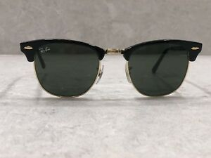 3f8c62f981e Ray Ban Clubmaster Sunglasses Brand New Never Worn