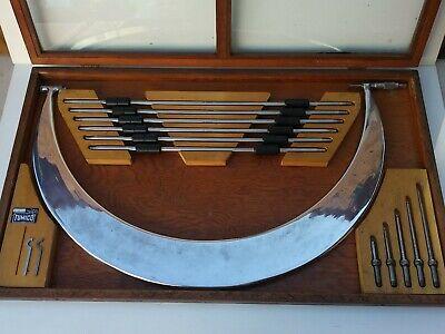 Tumico Tubular Micrometer Company 18in. To 23in. Outside Diameter Micrometer