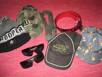 Accessoires-Paket für Jungs Gürtel Mützen Sonnenbrillen StarWars