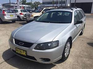 2007 Ford Falcon Wagon Glenthorne Greater Taree Area Preview