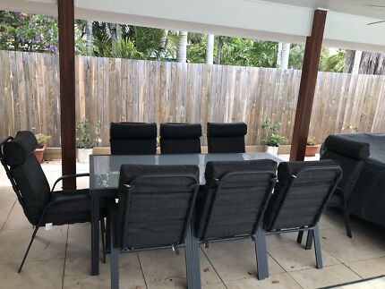 9 Piece Set Outdoor Table U0026 Chairs Part 94