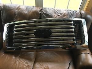 brand new 2012 Ford F-150 grill