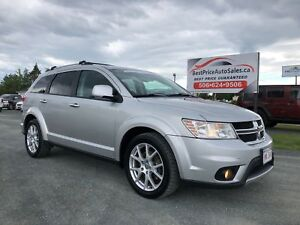 2012 Dodge Journey WE DELIVER!! AWD!! R/T!!