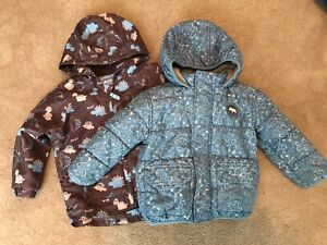Like New - Two spring Coats  for Boys