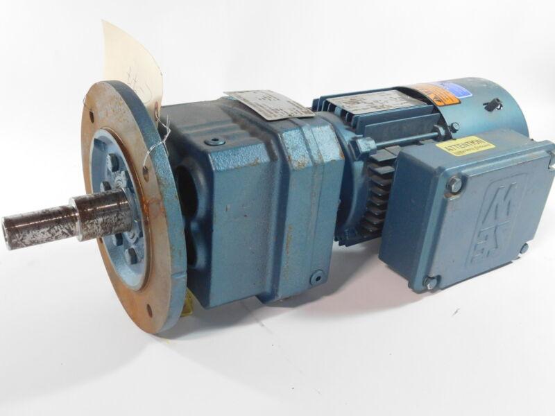 Sew-Eurodrive 10.11:1 Gear Reducer w/0.5HP Motor DFT71D4BMG05HF - NEW Surplus!