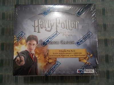 Half And Half Costumes (ARTBOX Harry Potter and the Half Blood Prince HOBBY Box Sealed Lo#)
