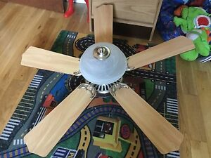 "44"" Ceiling Fan with Remote"